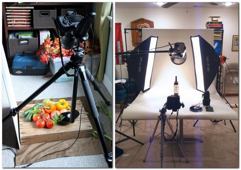 Как фотографировать еду