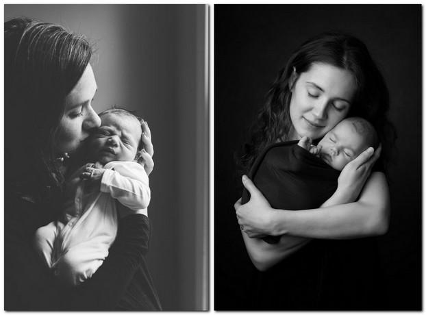 Фотосессия с младенцем