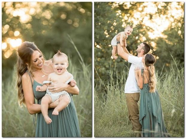 Семейная фотосессия советы