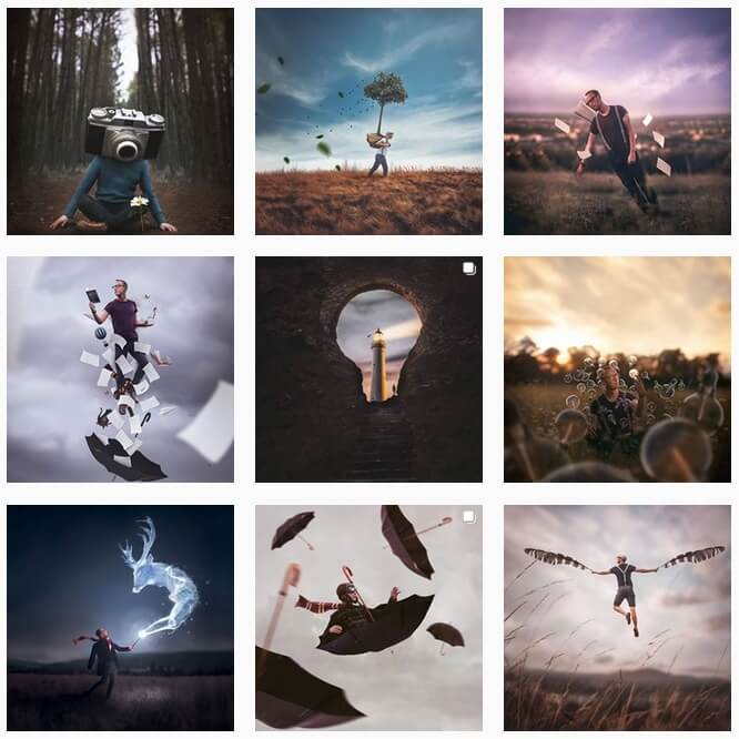 Фотографы в Инстаграм