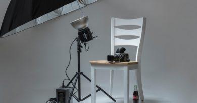 Как сделать фотостудию дома