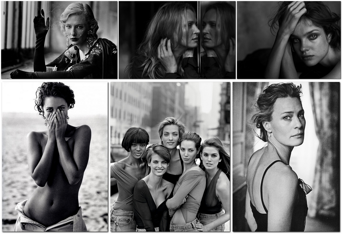 Популярные фотографы: Питер Линдберг