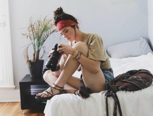 Экспозамер в фотоаппарате
