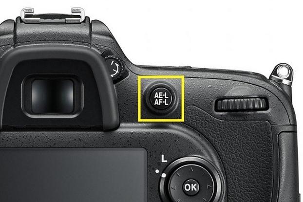 Автофокус в фотоаппарате