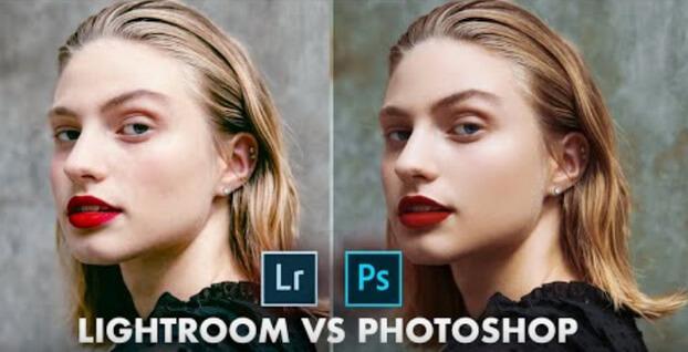 Лайтрум против Фотошоп