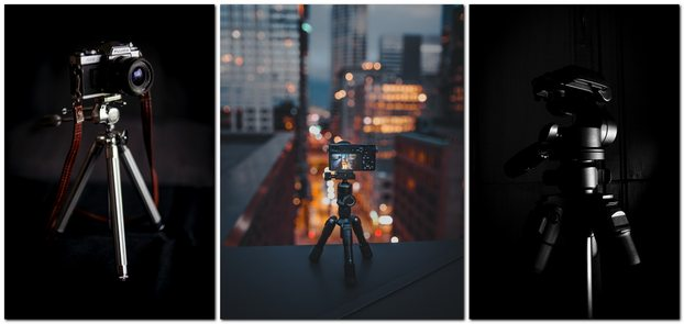 Зачем нужен штатив для фотоаппарата