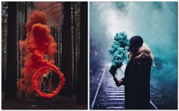 Интересные необычные идеи для фото