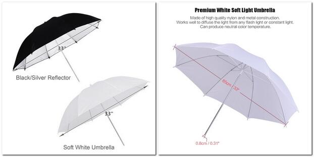 Зонты для фотосъемки