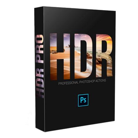 HDR экшены для Фотошоп