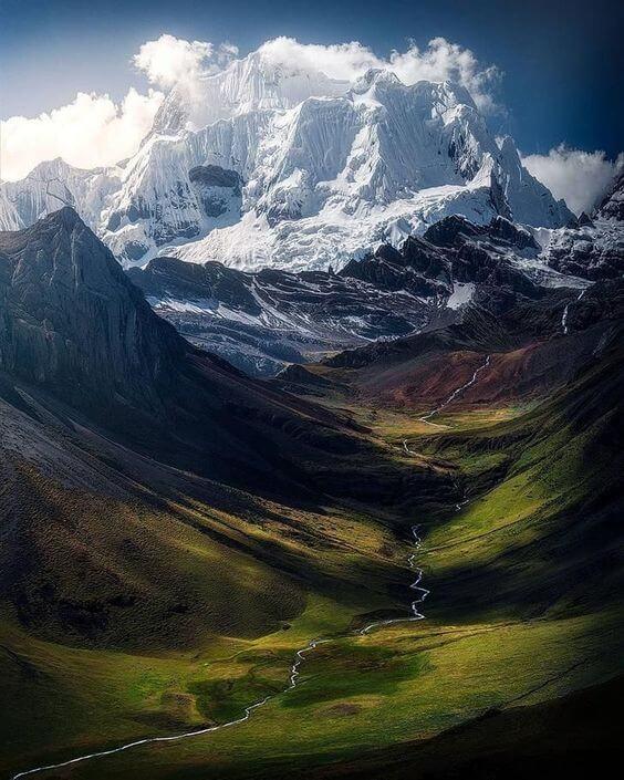 Горы фото красивые