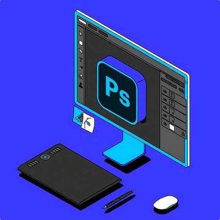 Курс Photoshop с нуля до PRO
